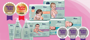 Mater Mothers' award winning product range