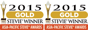 2015 Asia-Pacific Stevie Awards