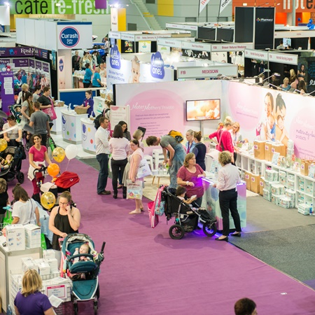 Mater Mothers at the Pregnancy, Babies and Children's Expo
