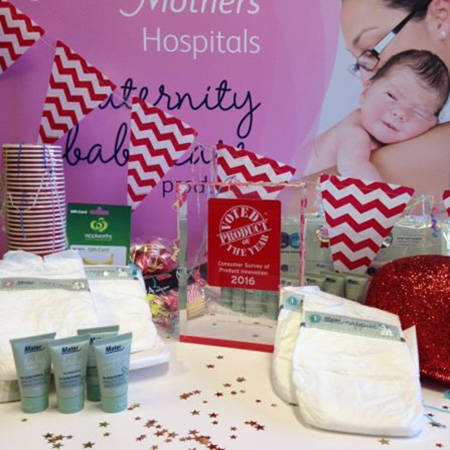 Mater Nappies Party Pack winners announced