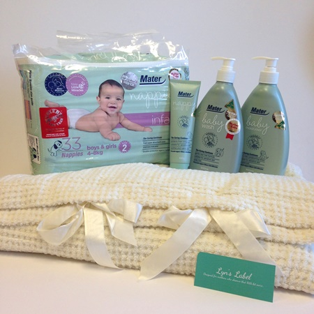 Nappy Change Time prize pack winner announced