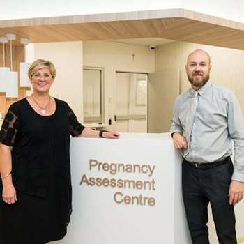 Queensland's first 24/7 Pregnancy Assessment Centre