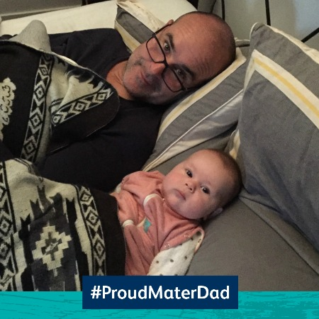 Celebrating Proud Mater Dads this Father's Day