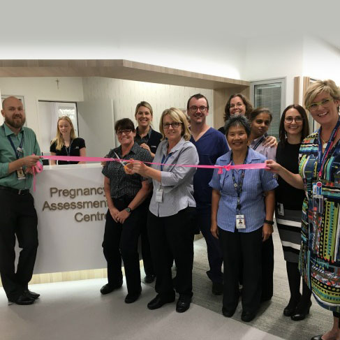 Pregnancy Assessment Centre now open
