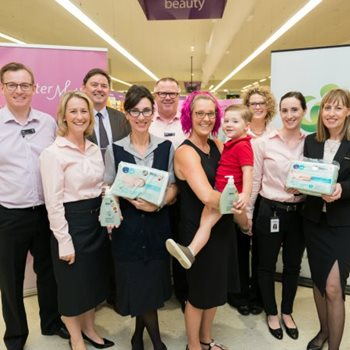 VIDEO: Mater products' official launch in selected Woolworths Supermarkets