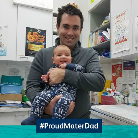 Congratulations to our #ProudMaterDad competition winners