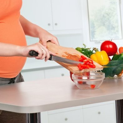 Q&A: Nutrition and exercise during pregnancy