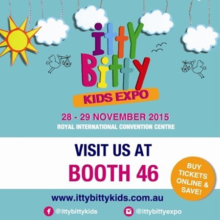 Itty Bitty Kids Expo