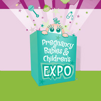 Heading to the baby expo this weekend?